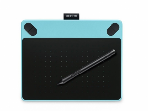 Купить Wacom Intuos ART CTH-490AB-NMD Creative Pen&Touch Tablet Blue