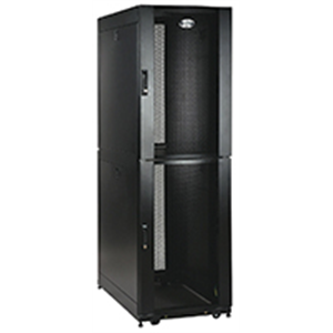 Купить 19 42U AB series Double Open Rack, AB6642, 600x600x2100 Black color