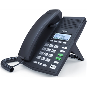 Купить Fanvil X3 Black, VoIP phone with SIP support