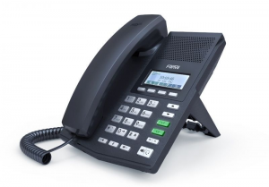 Купить Fanvil X3P Black, VoIP phone with POE support
