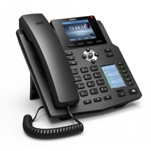 Купить Fanvil X4 Black, VoIP phone, Colour Display, SIP support