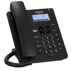 Купить ​Panasonic KX-HDV100RUB, Black, SIP phone