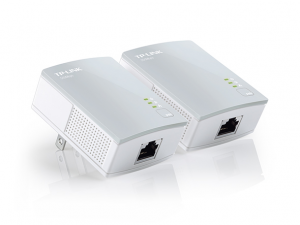 Купить ​TP-Link 500Mbps Powerline Adapter KIT, TL-PA4010KIT