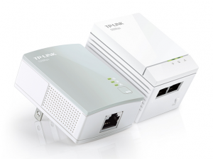 Купить TP-Link 500Mbps Powerline Adapter KIT, TL-PA4016PKIT