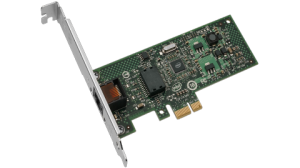 Купить PCI-e Intel network adapter 82574, 1 port Gbps