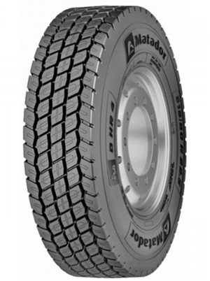 Купить  HR-4 Matador Continental Rubber 315/70 R 22.5 F