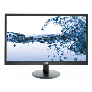 "Купить 21.5"" AOC LED e2270Swdn Black (5ms, 20M:1, 200cd, 1920x1080, DVI, VESA)"