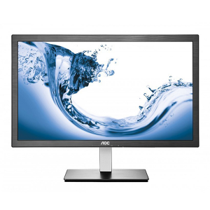 "Купить 23.6"" AOC LED e2476vwm6 Black/Silver (1ms, 20M:1, 250cd, 1920x1080, HDMI, VESA)"