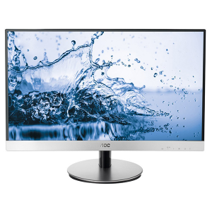 "Купить 27.0"" AOC IPS LED i2769vm Borderless (5ms, 50M:1, 250cd, 1920x1080, HDMI, Display Port, Borderless display, Speaker, VESA)"