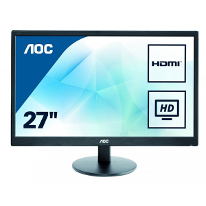 "Купить 27.0"" AOC LED e2770sh Black"