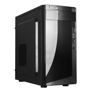 Купить HPC D-06  mATX, Shiny Black