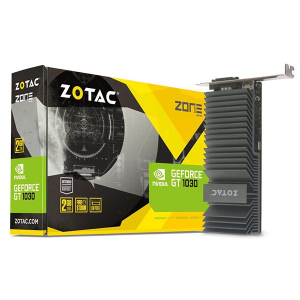 Купить ZOTAC GeForce GT 1030 Zone Edition (ZT-P10300B-20L)