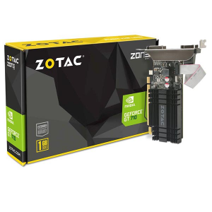 Купить ZOTAC GeForce GT710 Zone Edition (ZT-71301-20L)