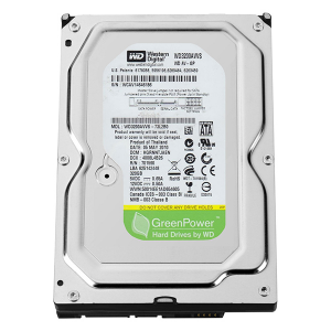"Купить 3.5"" HDD 320GB  Western Digital WD3200AVVS AV-GP"