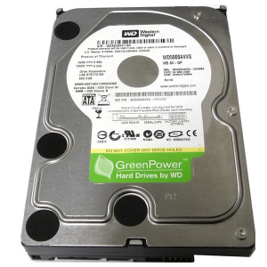 "Купить 3.5"" HDD 500GB  Western Digital WD5000AVVS AV-GP"