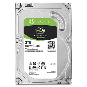 "Купить 3.5"" HDD 2.0TB  Seagate ST2000DM006 BarraCuda Compute"