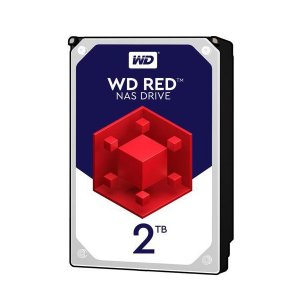 "Купить 3.5"" HDD 2.0TB  Western Digital WD20EFRX Caviar Red NAS"