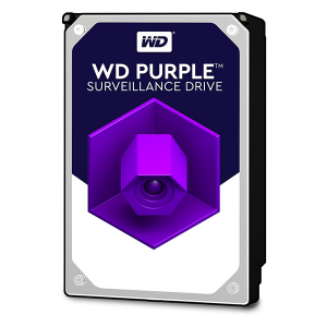 "Купить 3.5"" HDD 4.0TB  Western Digital WD40PURZ Caviar Purple"