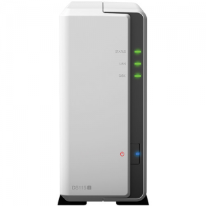 Купить 1-bay NAS Server  Synology DS115j
