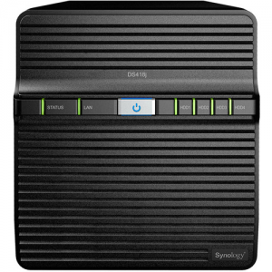 Купить 4-bay NAS Server  Synology DS416j