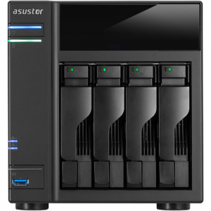 "Купить 4-bay NAS Server  ASUSTOR ""AS6104T"""
