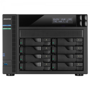 "Купить 8-bay NAS Server  ASUSTOR ""AS6208T"""