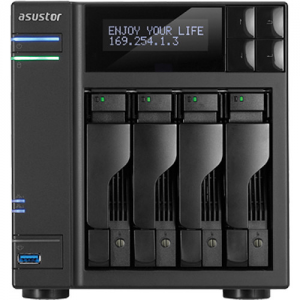"Купить 4-bay NAS Server  ASUSTOR ""AS7004T"""