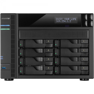 "Купить 8-bay NAS Server  ASUSTOR ""AS7008T"""