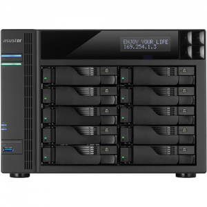 "Купить 110-bay NAS Server  ASUSTOR ""AS7010T"""