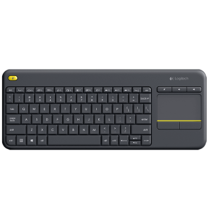 Купить Logitech Keyboard K400 Plus (LO 920-007147)