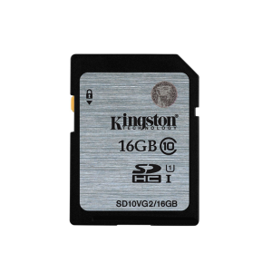 Купить Kingston 64GB SDXC (SD10VG2/64GB)