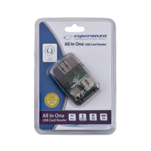 Купить Card Reader All-in-1 Esperanza EA132
