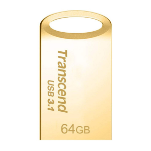 Купить 64GB USB3.0 Transcend JetFlash 710 Gold