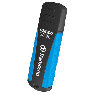 Купить 32GB USB3.0 Transcend JetFlash 810 Black/Blue