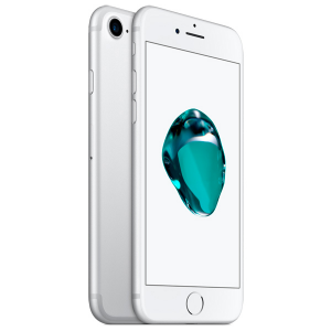 Купить Apple iPhone 7 (A1778), 128GB , Silver, MD