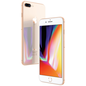 Купить Apple iPhone 8 Plus, 256Gb , Gold, MD