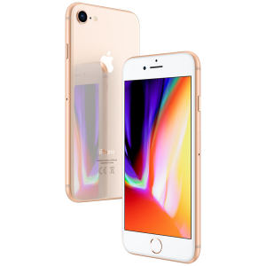 Купить Apple iPhone 8, 256Gb , Gold, MD