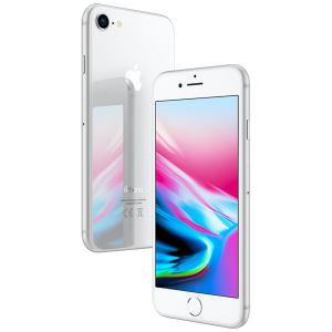 Купить Apple iPhone 8, 256Gb , Silver, MD