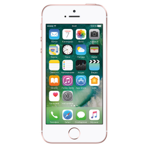 Купить Apple iPhone SE, 32Gb , RoseGold, MD