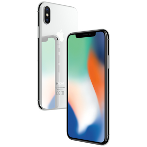Купить Apple iPhone X, 256Gb , Silver