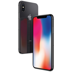 Купить Apple iPhone X, 64Gb , Grey, MD