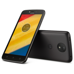 Купить Motorola Moto C Plus, XT1723, Black