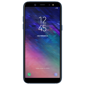 Купить Samsung Galaxy A6 (2018),  A600 F/DS/32, Blue