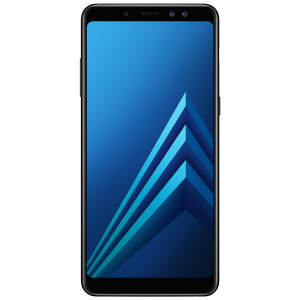 Купить Samsung Galaxy A8+ (2018), A730 F/DS, Black