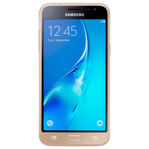 Купить Samsung Galaxy J3 (2016),	J320 H/DS, Gold