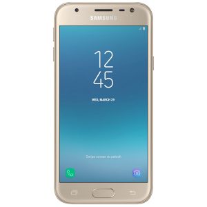 Купить Samsung Galaxy J3 (2017), J330 F/DS, Gold