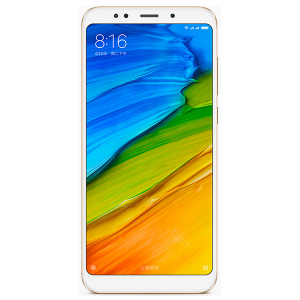 Купить Xiaomi  Redmi 5 2/16 Gb int spec, Gold