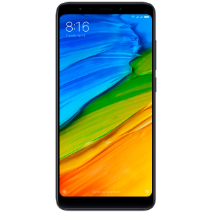 Купить Xiaomi  Redmi 5 3/32 Gb int spec, Black