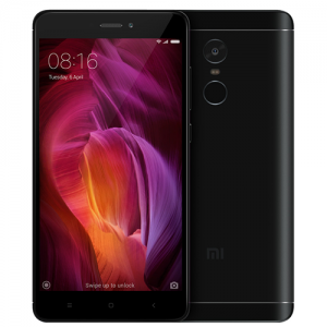 Купить Xiaomi  Redmi Note 4, 4+64Gb, Black