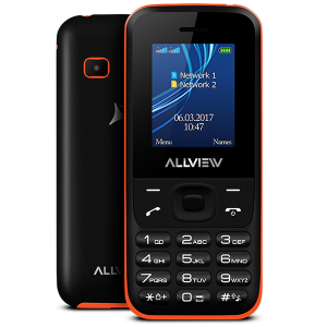 Купить Allview  L7, Black